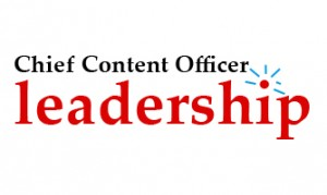 Chief Content Officer Leadership