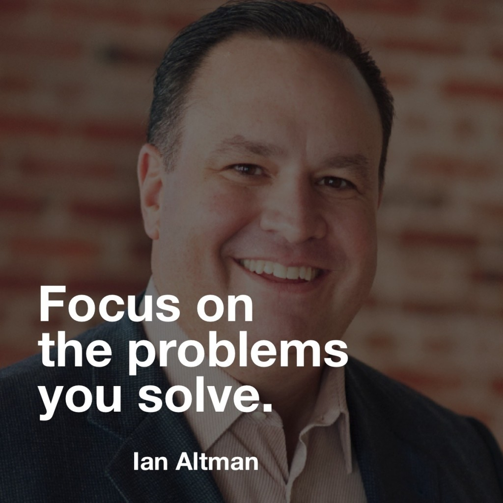 Solve Not Sell