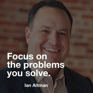 How to Apply Ian Altman's Same Side Selling to Content Marketing